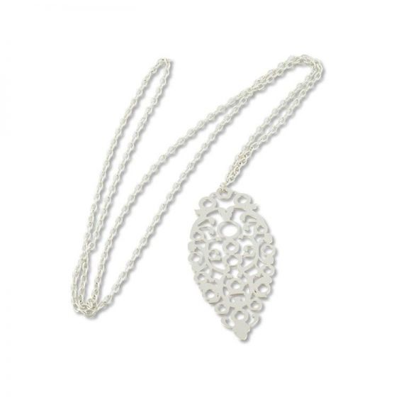 Collier long Forja