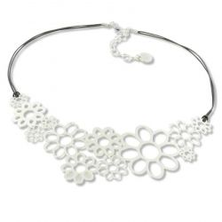 Chokers Short necklace Flowers
