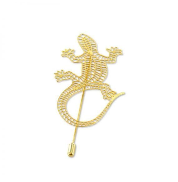 Last Units Salamander Brooch