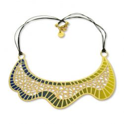 Chokers Gaudí Balcony Necklace Gold