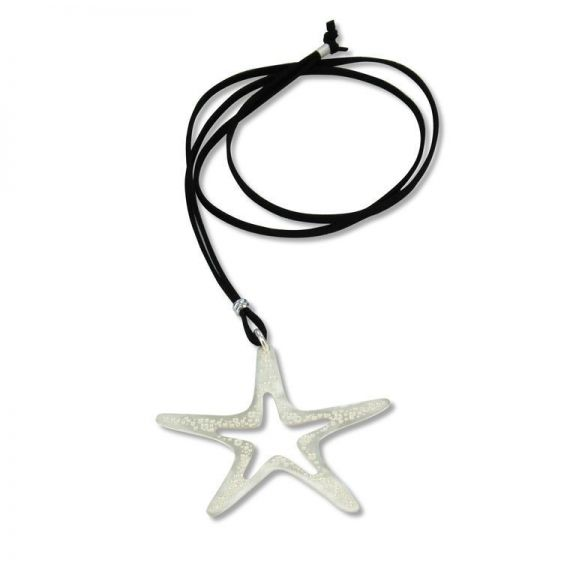 Pendants Silver Sea Star Large Pendant