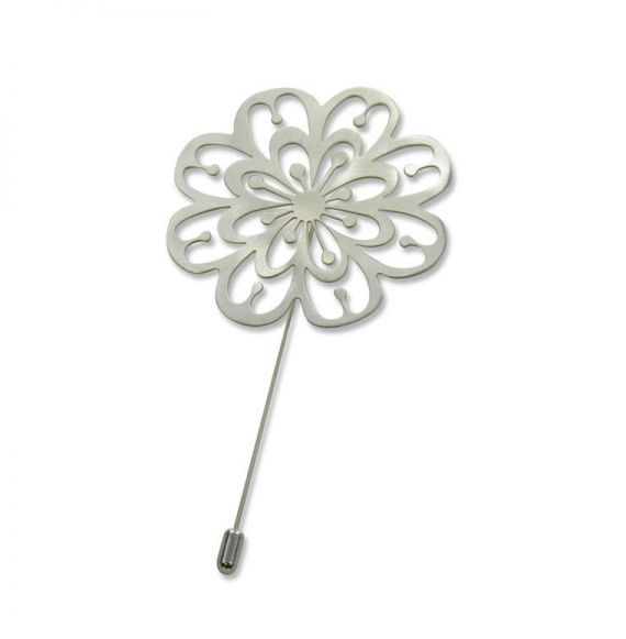 Last Units Flower Brooch