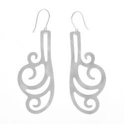 Earrings Breeze Silver Earrings
