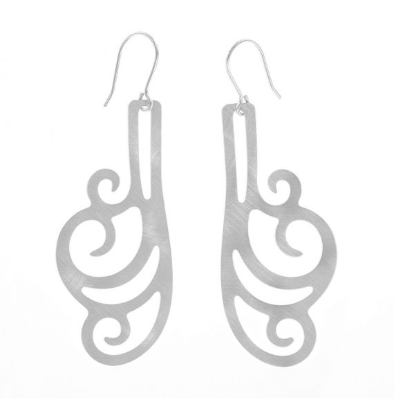 Earrings Brisa Earring Silver