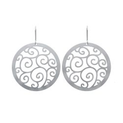 Earrings Bucle Earring Silver