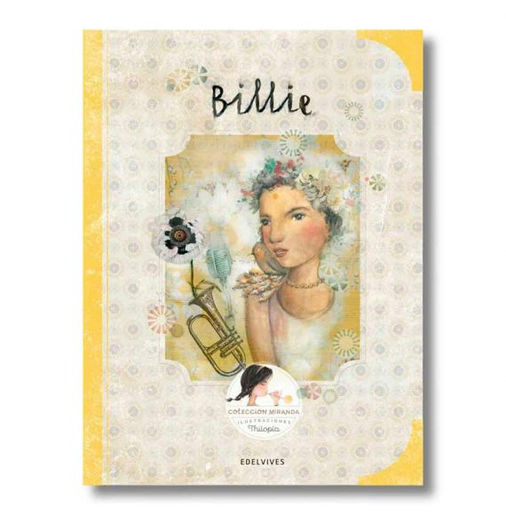 """Cool Designs Colection \\""""Billie\\"""" book (Miranda Collection)"""