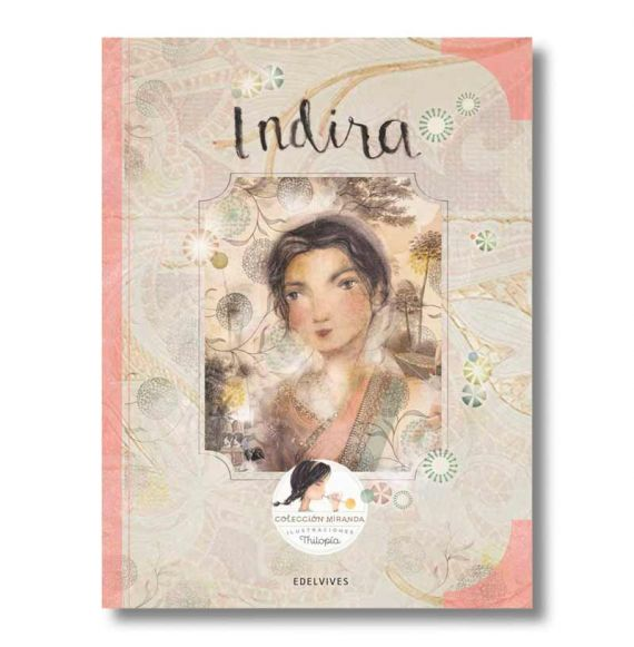 """Cool Designs Colection \\""""Indira\\"""" book (Miranda Collection)"""
