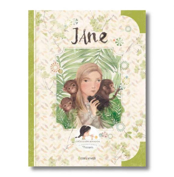 """Cool Designs Colection \\""""Jane\\"""" book (Miranda Collection)"""