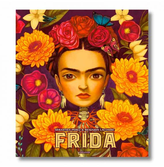 """Cool Designs Colection \\""""Frida\\"""" book"""