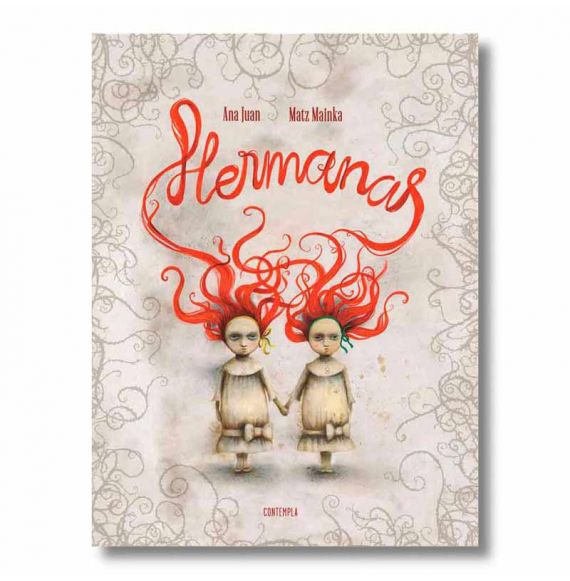 """Cool Designs Colection \\""""Hermanas\\"""" book"""