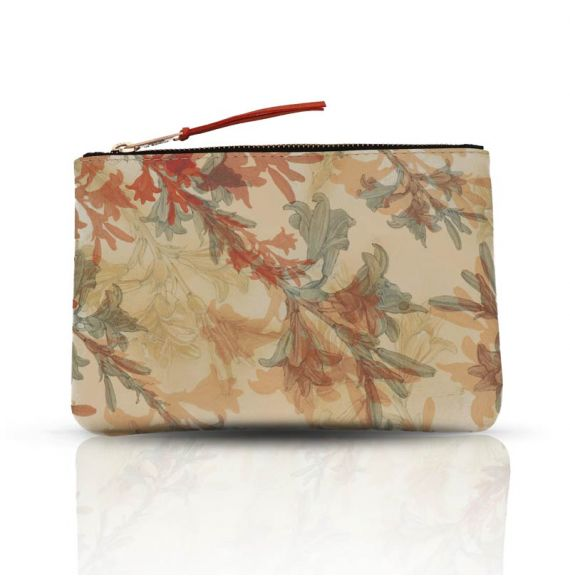 Cartera / Mini Clutch Lirios