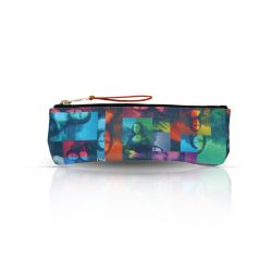 Cool Designs Colection Pencil / Glasses case The Gioconda