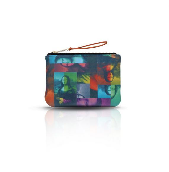Cool Designs Colection Purse The Gioconda
