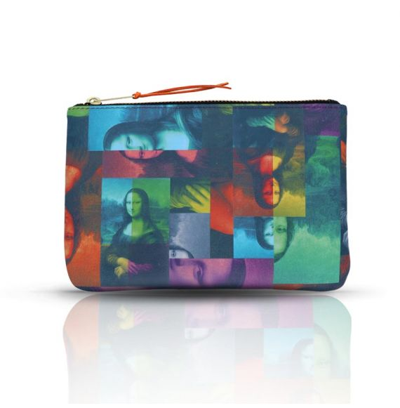 Cool Designs Colection Mini Clutch The Gioconda
