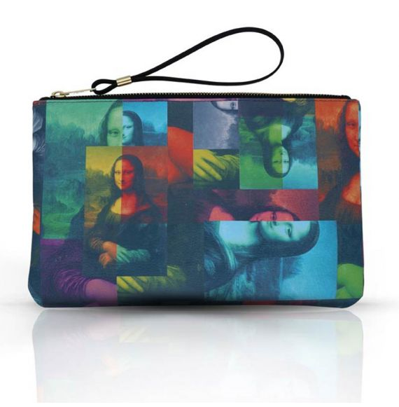 Cool Designs Colection Handbag The Gioconda