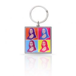 Cool Designs Colection Keyring The Gioconda resin