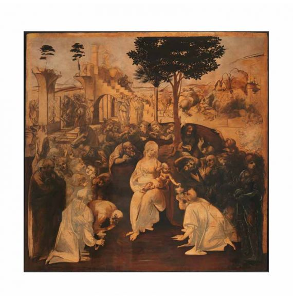 Cool Designs Colection A6 Notebook The Adoration of the Magi