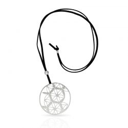 Cool Designs Colection Silver Pendant Lunules Study
