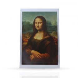 Cool Designs Colection Post Card The Gioconda