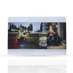 Cool Designs Colection Metal Post Card The Annunciation
