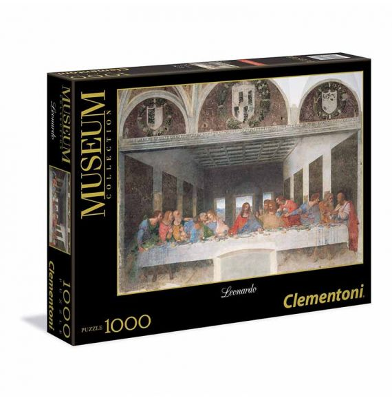 Puzzle The Last Supper 1000 Pieces Buy 1504003 Rases
