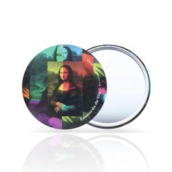 Cool Designs Colection Pocket mirror The Gioconda