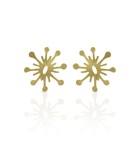 Earrings Flash Earring Gold