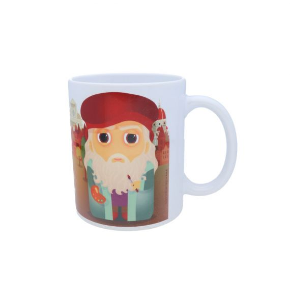 Cool Designs Colection Mug Los Tukis Spanish 32 cl