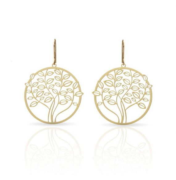 Earrings Arbol Earring Gold