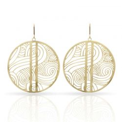 Dreams Earrings Gold