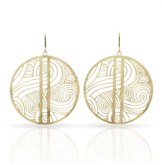 Earrings Dreams Earring Gold