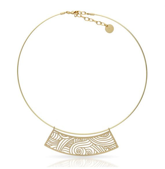 Chokers Dreams Necklace Gold