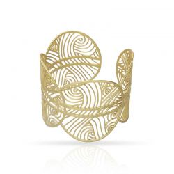 Brazalete Dreams Oro