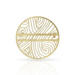 Brooches Dreams Pin Gold