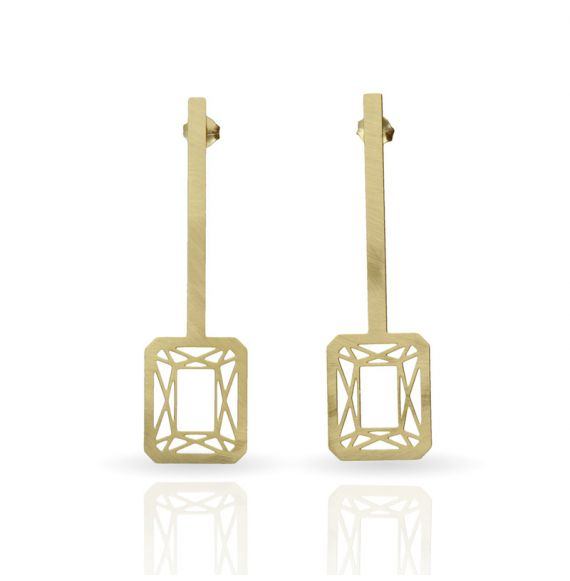 Earrings Piedras Preciosas Fine Earring Gold