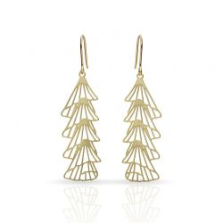 Capnella Earrings Gold
