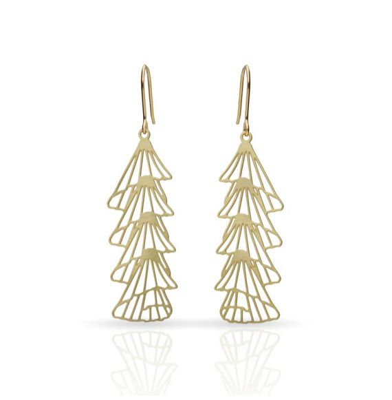 Earrings Capnella Earrings Gold