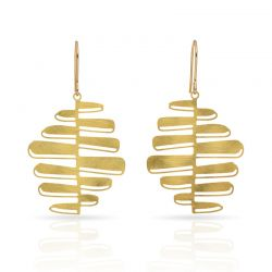 Earrings Earring Nilo Gold