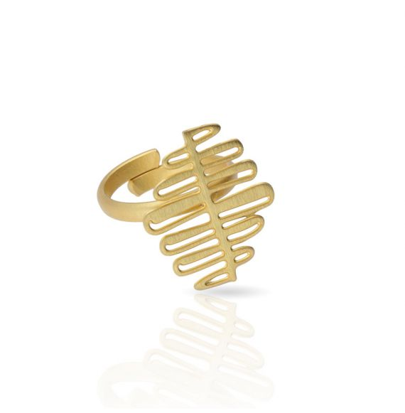 Nilo Gold Ring