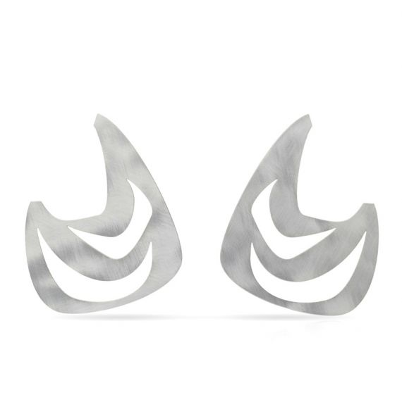 Earrings Smile Earrings Mallorca Silver