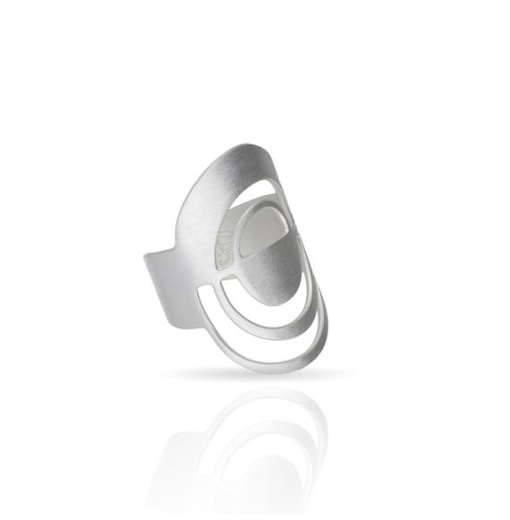 Rings Silver Sol Mallorca Ring