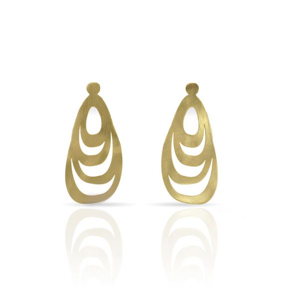 Earrings Menhir Earring Gold