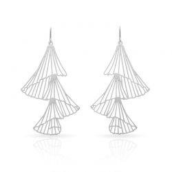 Earrings Capnella Earring Silver