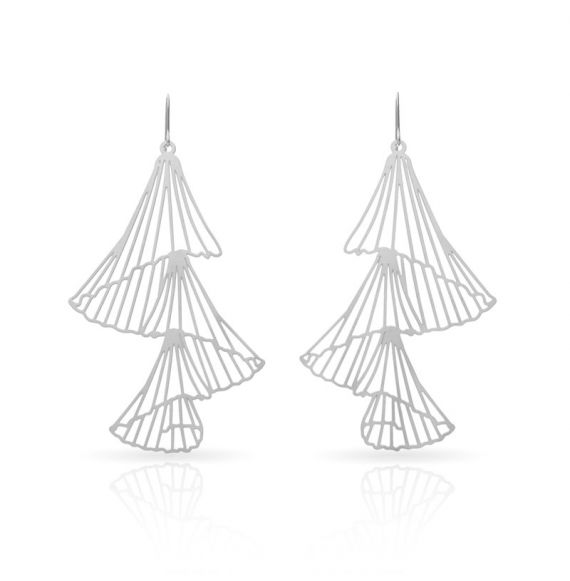 Earrings Capnella Silver Earring