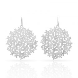 Earrings Hortensia Earring Silver