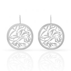Earrings Olive Earrings Silver