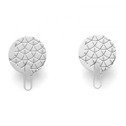Earrings Empreinte Earring Silver