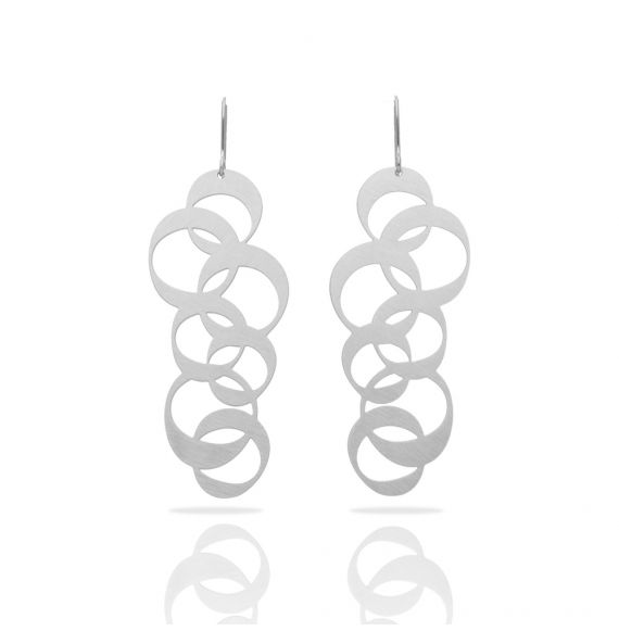 Rings Silver Earring