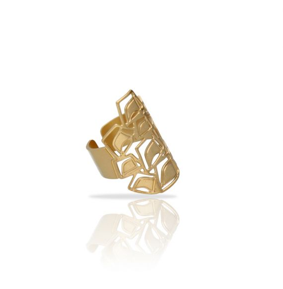 Rings Africa Gold Ring