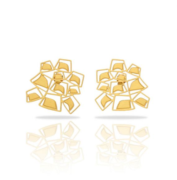Earrings Africa Gold Earring